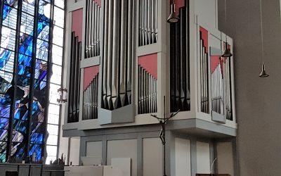 Konzert mit Euphonium und Orgel am 24. Oktober