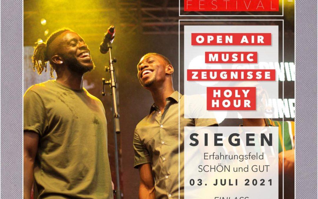 Gig-Open Air in Siegen