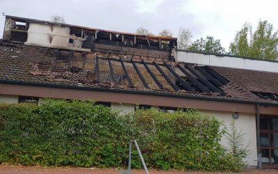 Zum Brand in St. Lukas — Pfarrer Köhle berichtet über den aktuellen Sachstand